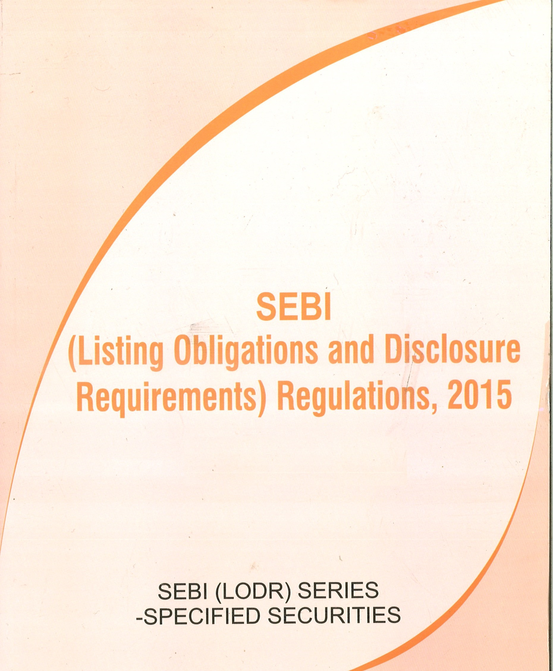 SEBI Notifies New Listing Regulations
